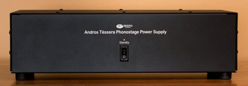 Zesto Audio Andros Téssera phono stage