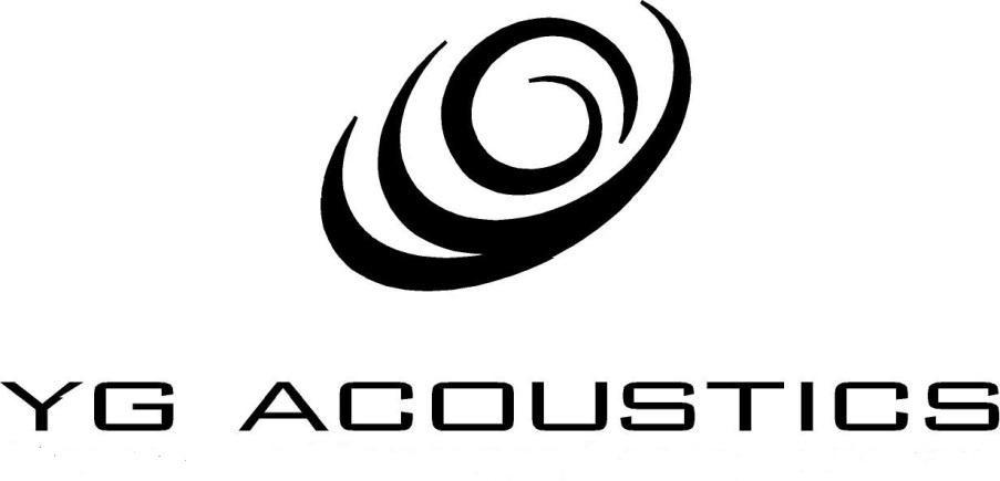 YG Acoustics first audio rack