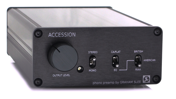 Graham Slee Accession Phono Stage