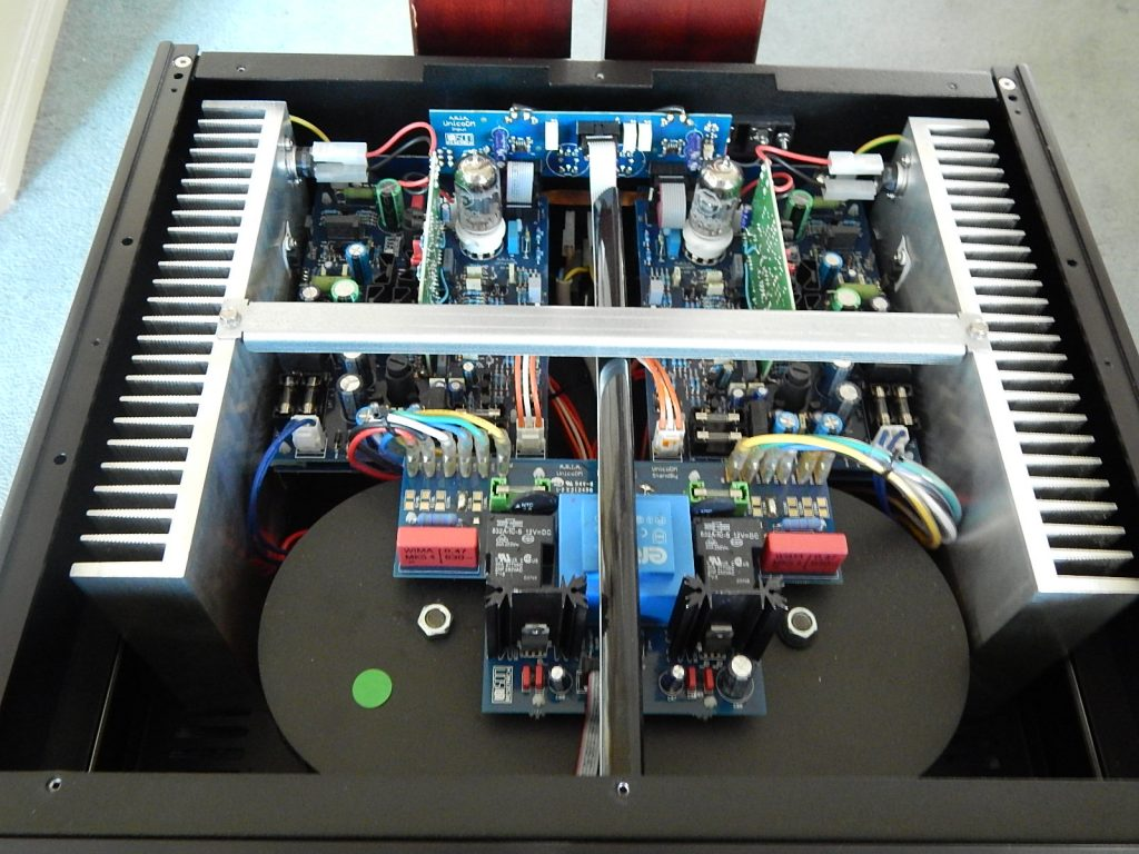 Unison Research Unico DM Power Amplifier