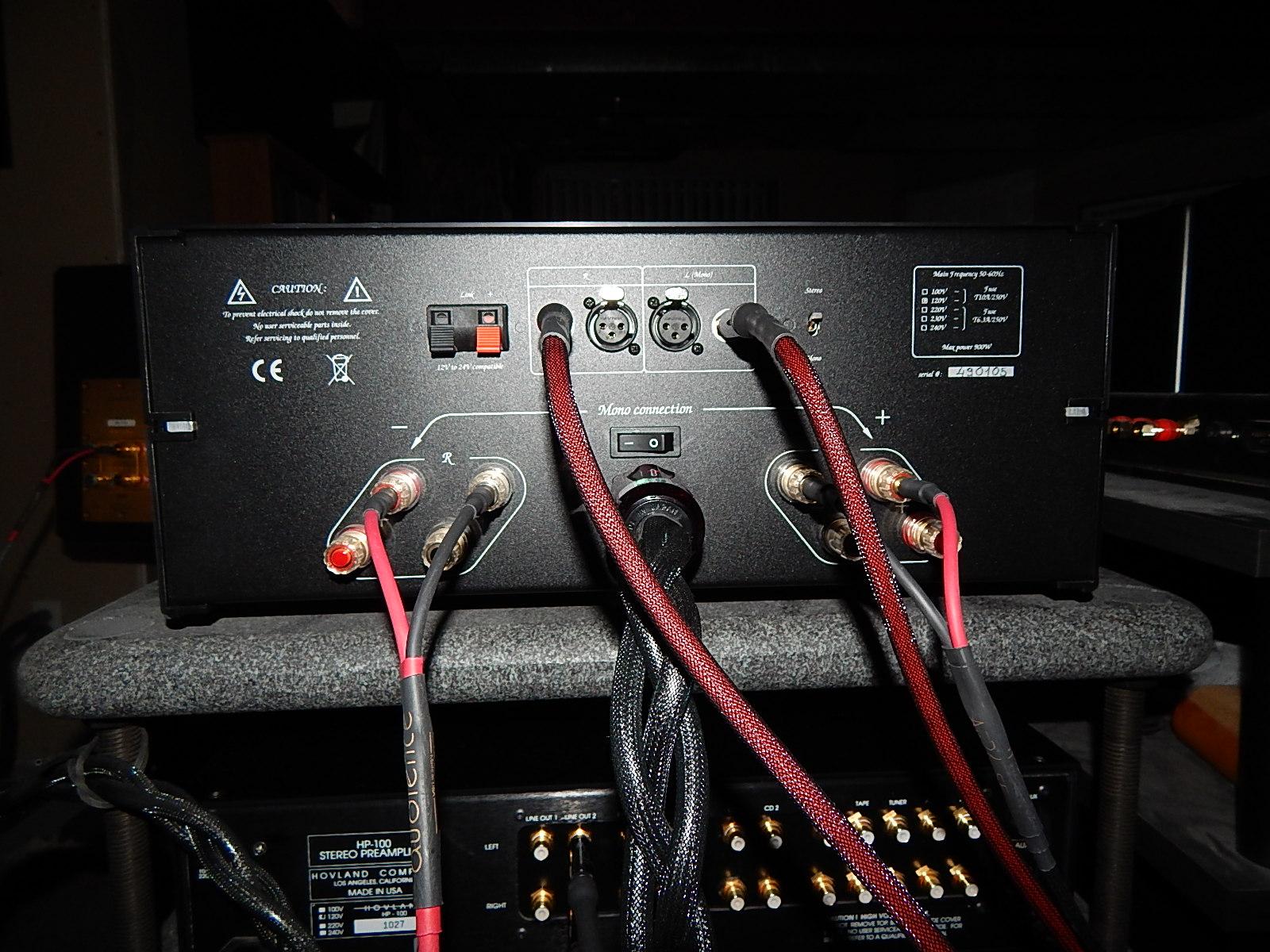Unison Research Unico DM amplifier