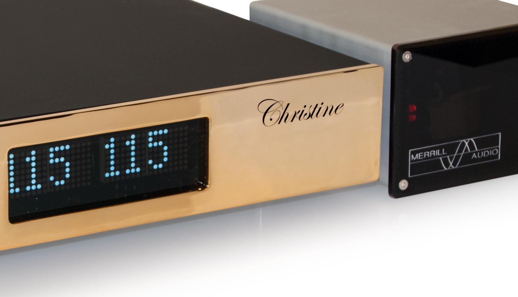 Merrill Audio Christine Preamplifier