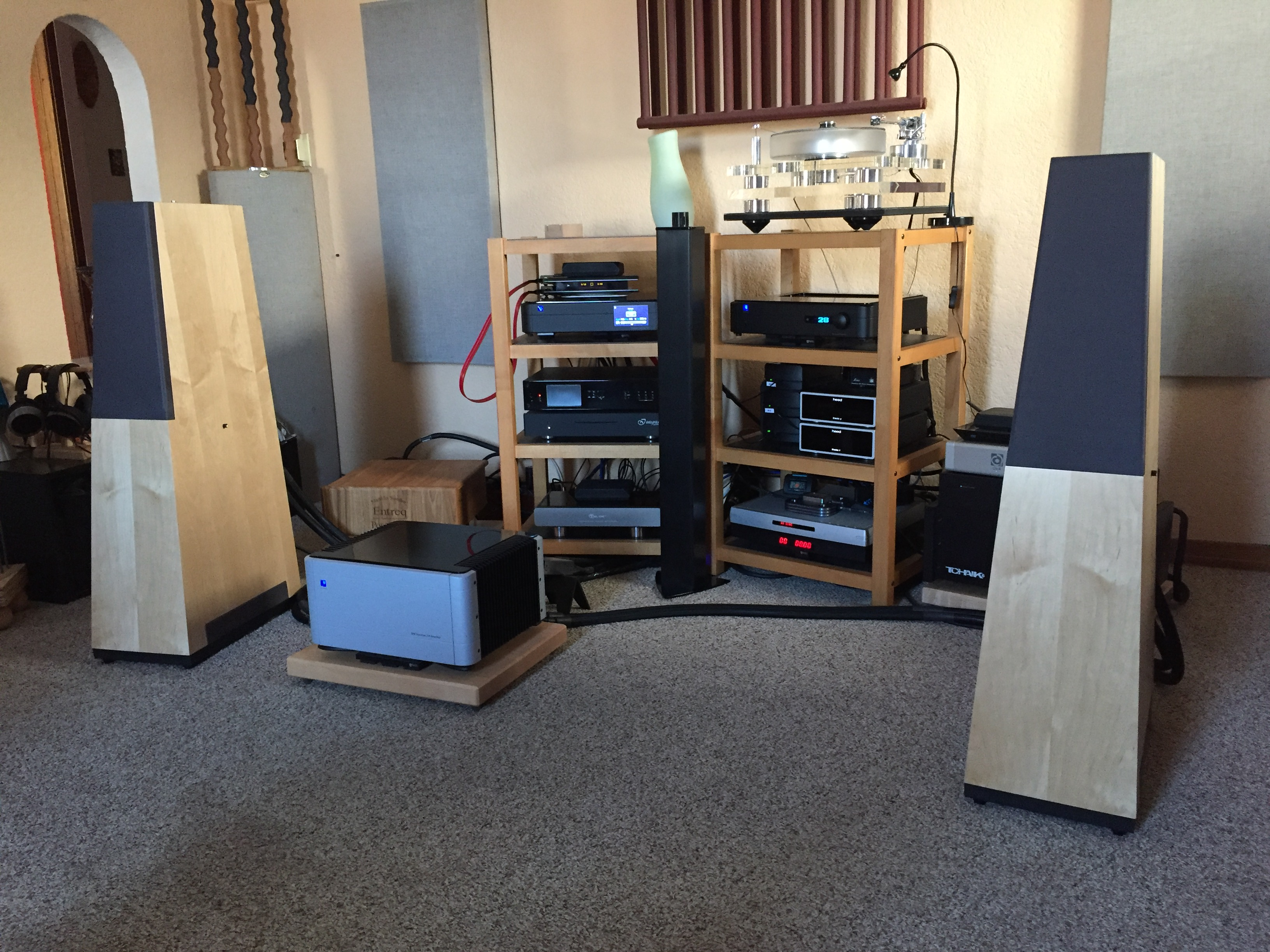 Los Angeles Audio Show Part One