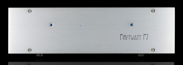 The First Watt F7 Power Amplifier - Simply Sublime