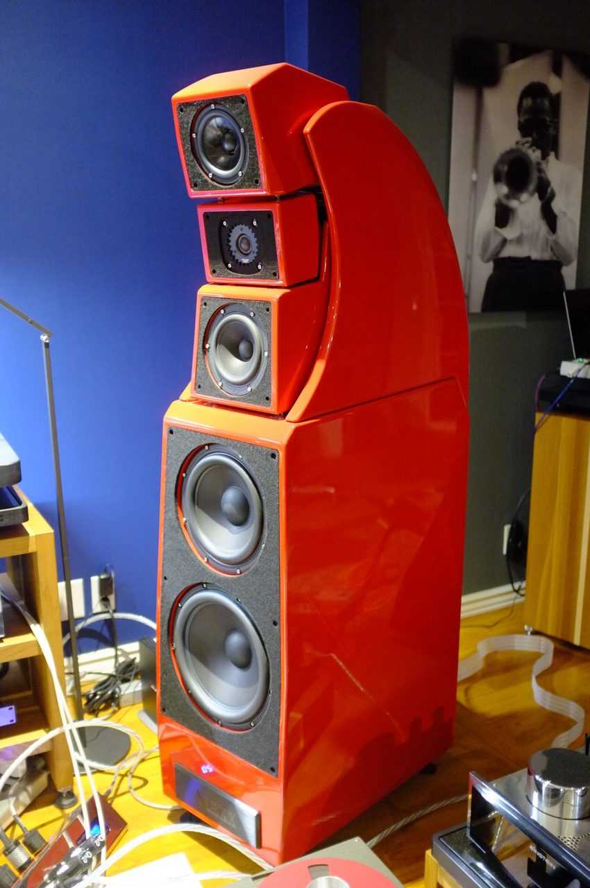 Wilson Audio Alexx Loudspeakers