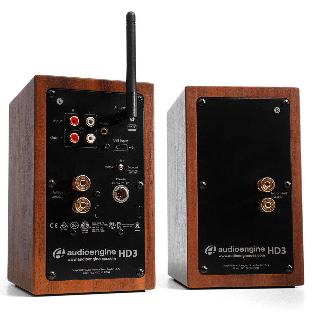 Audioengine HD3 Powered Speakers