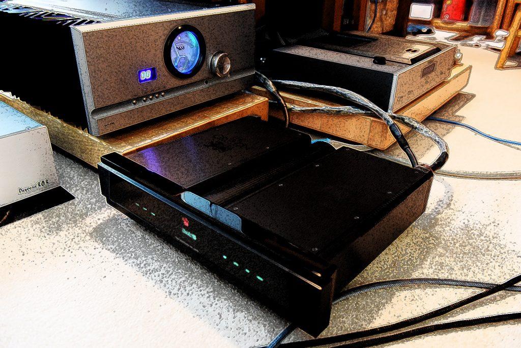 Gryphon Audio Kalliope DSD DAC