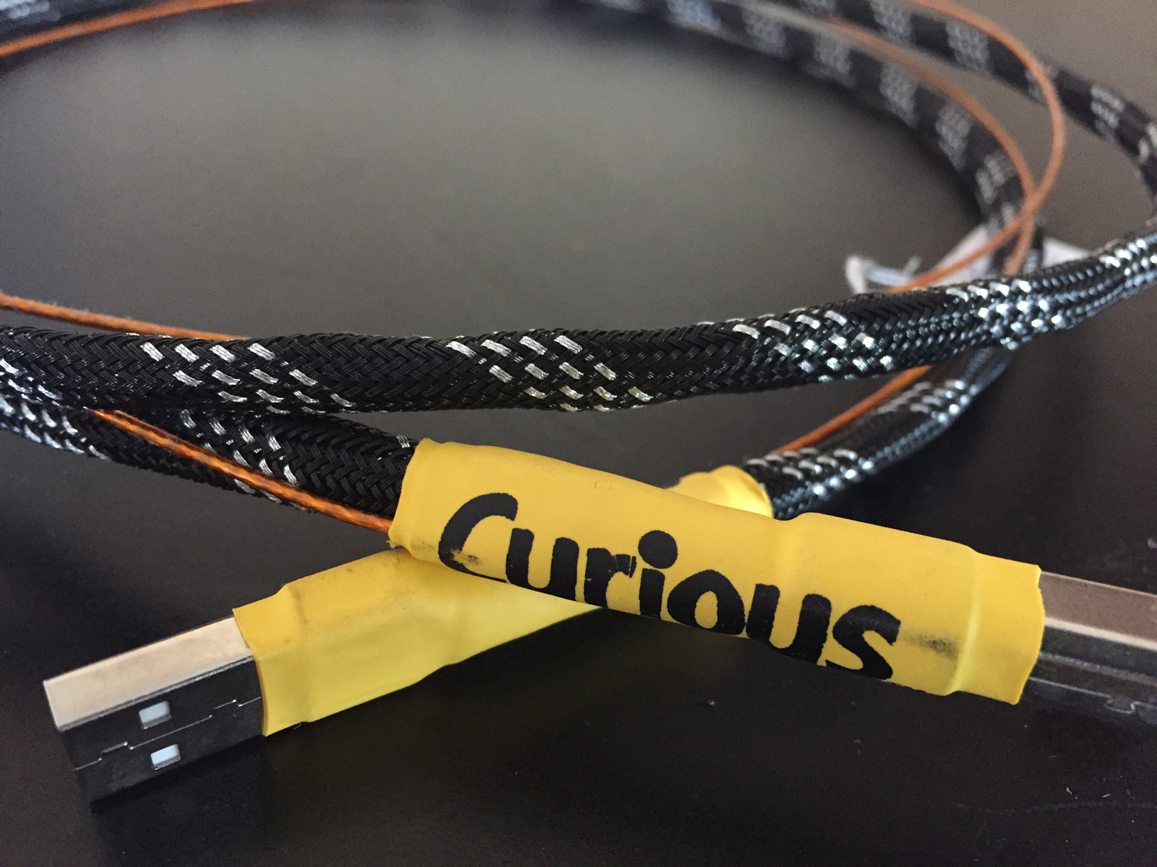 USB Cables from Curious Cables ANTICABLE Cables