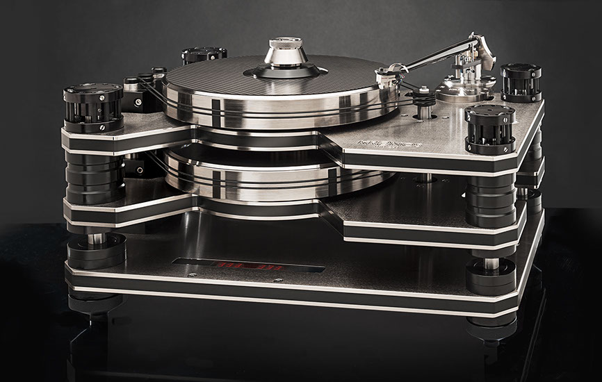 Impressions:  The KRONOS Pro LE Turntable, Black Beauty Tonearm, and Air Tight PC-1 Supreme MC Cartridge