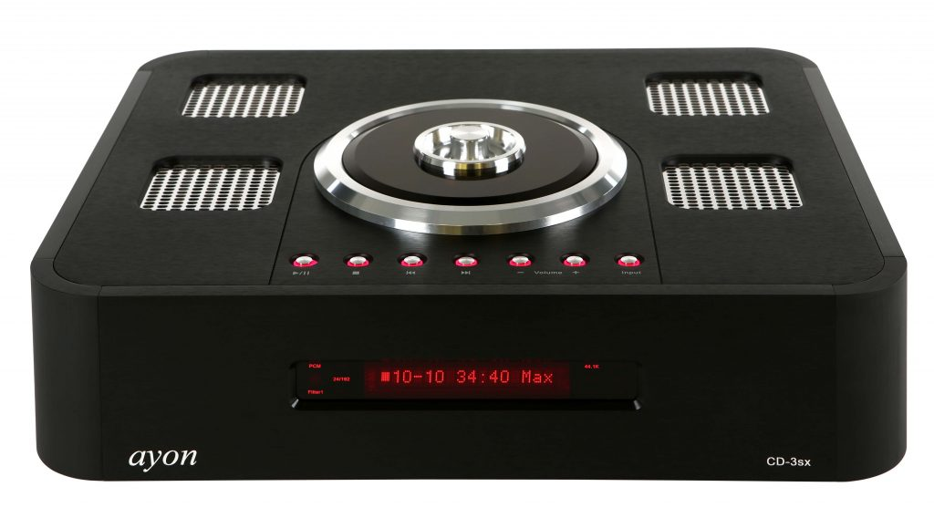 AyonCD-3sx CD Player