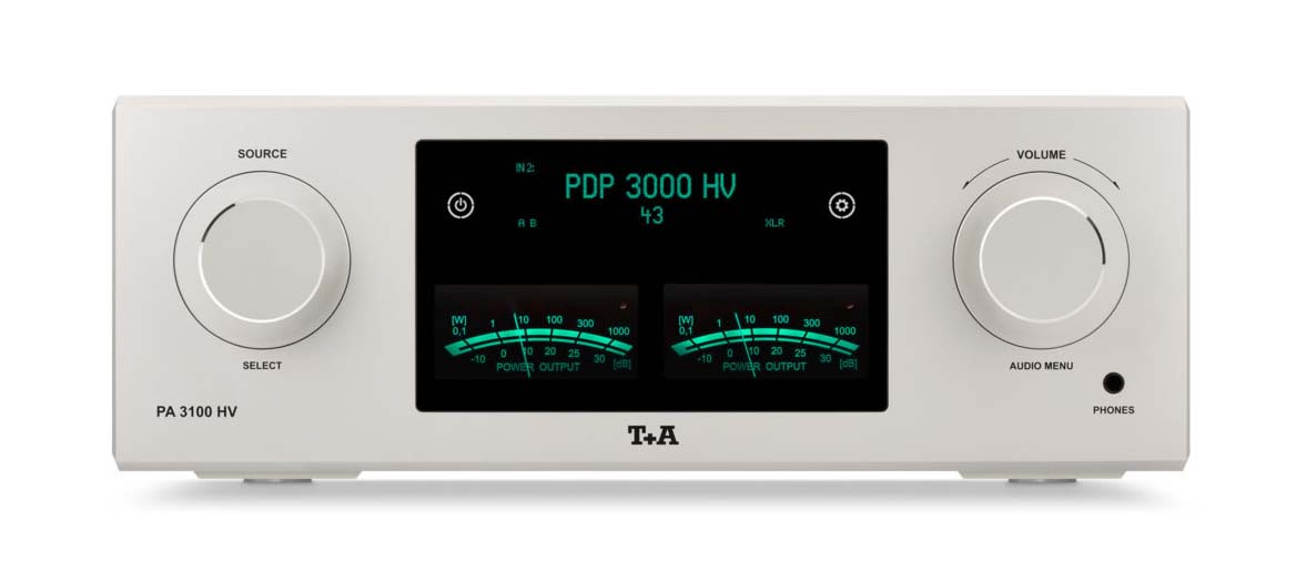 PA 3100 HV Integrated Amplifier