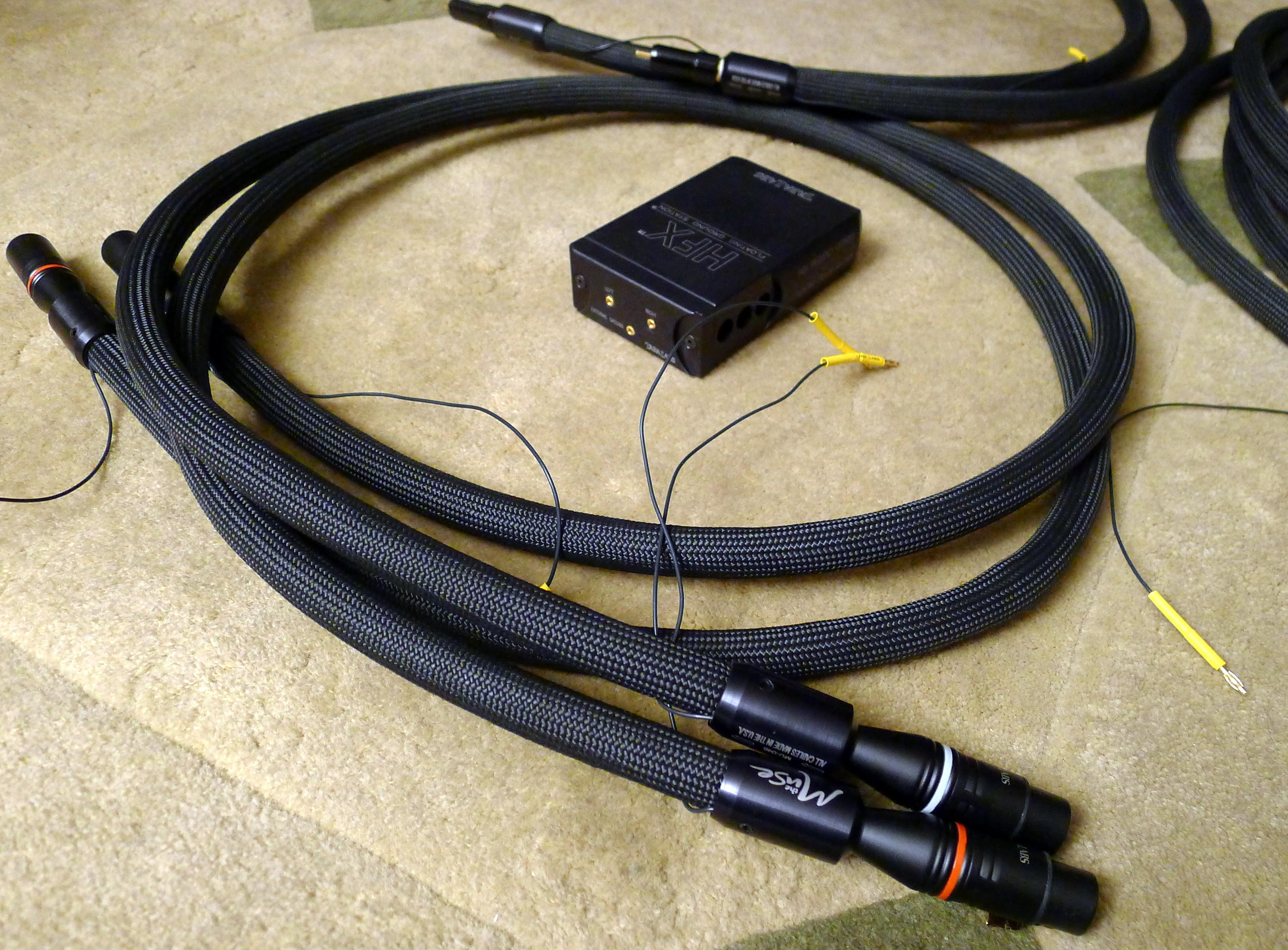 tara labs muse cables