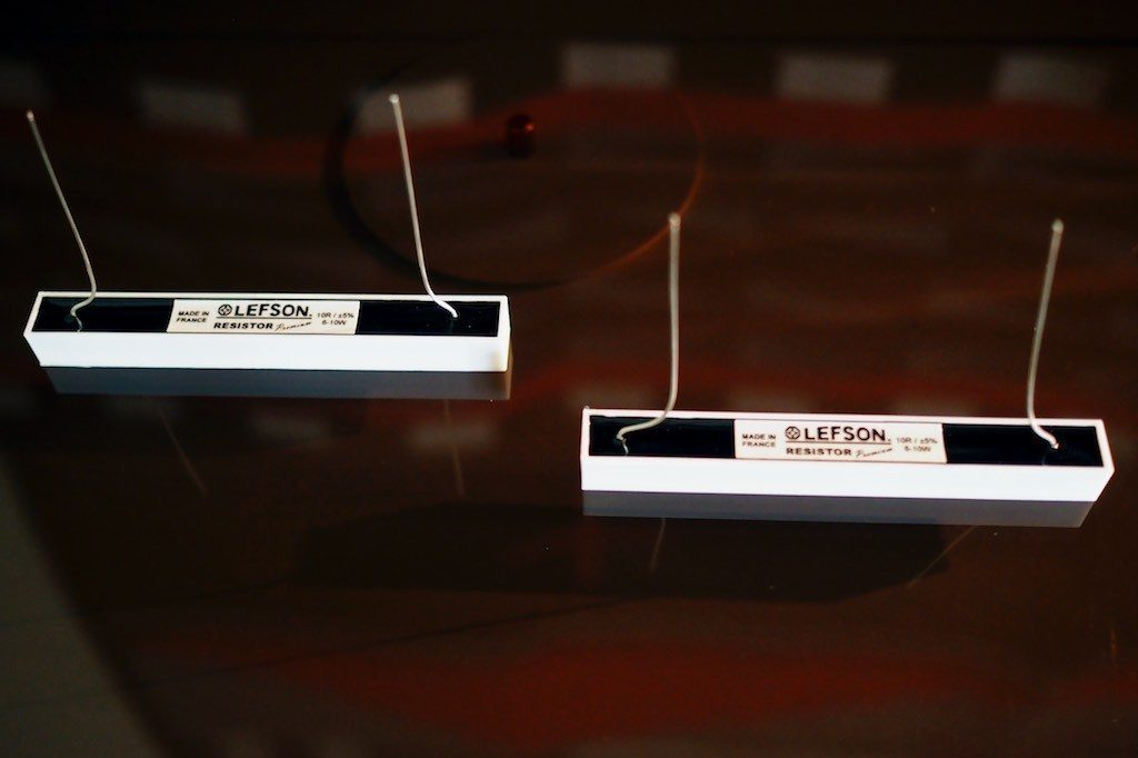 Lefson Resistor