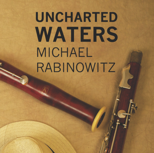 Michael Rabinowitz Uncharted Waters