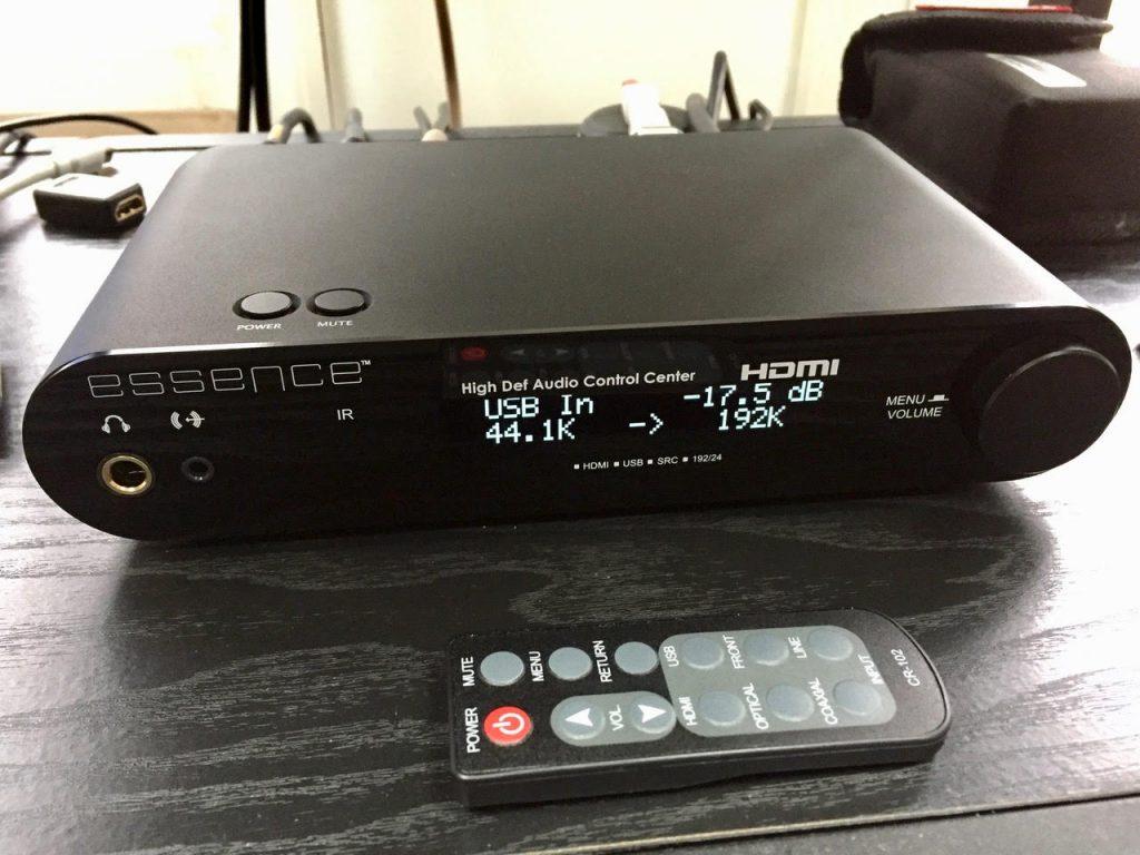 Essence Audio HDACC