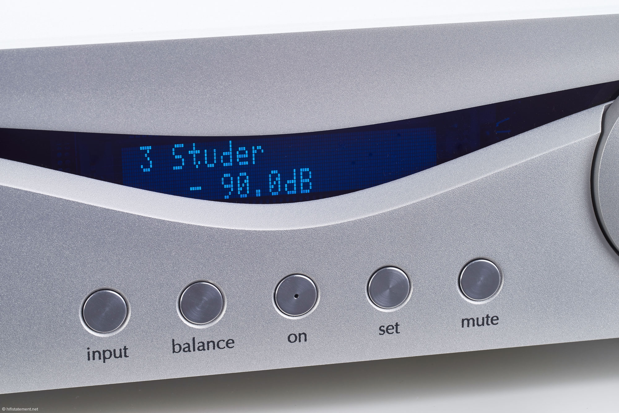 The Audia Flight Strumento n°1 mk2 Preamp