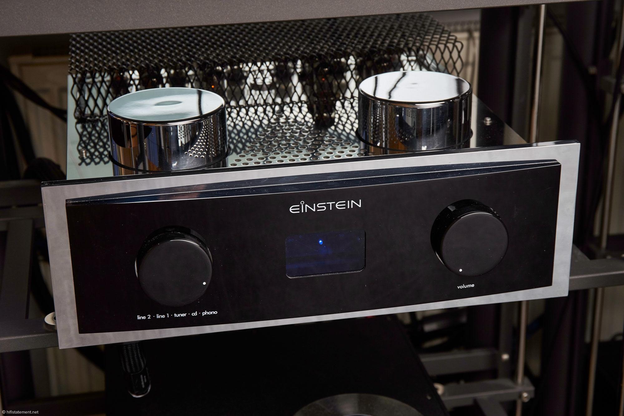 Einstein Audio Components