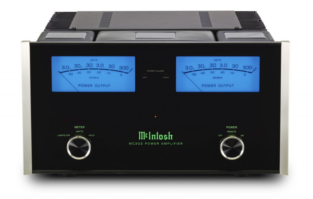 McIntosh Audio Labs MC352 Amplifier