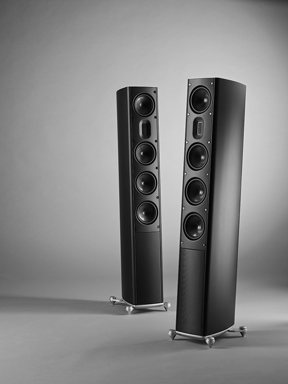 Scansonic MB-5 Loudspeakers