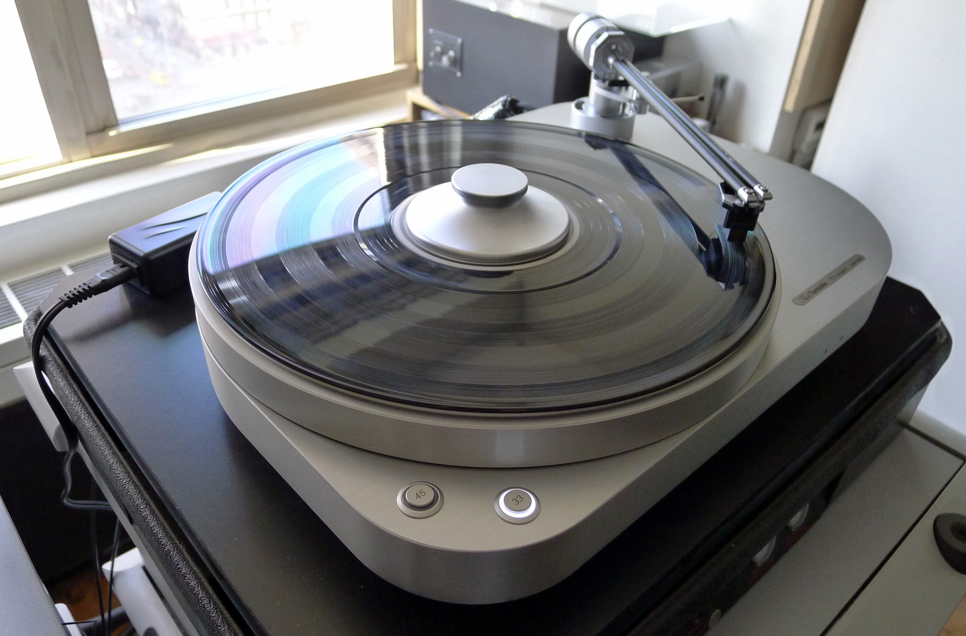 Thales TTT Compact II Turntable