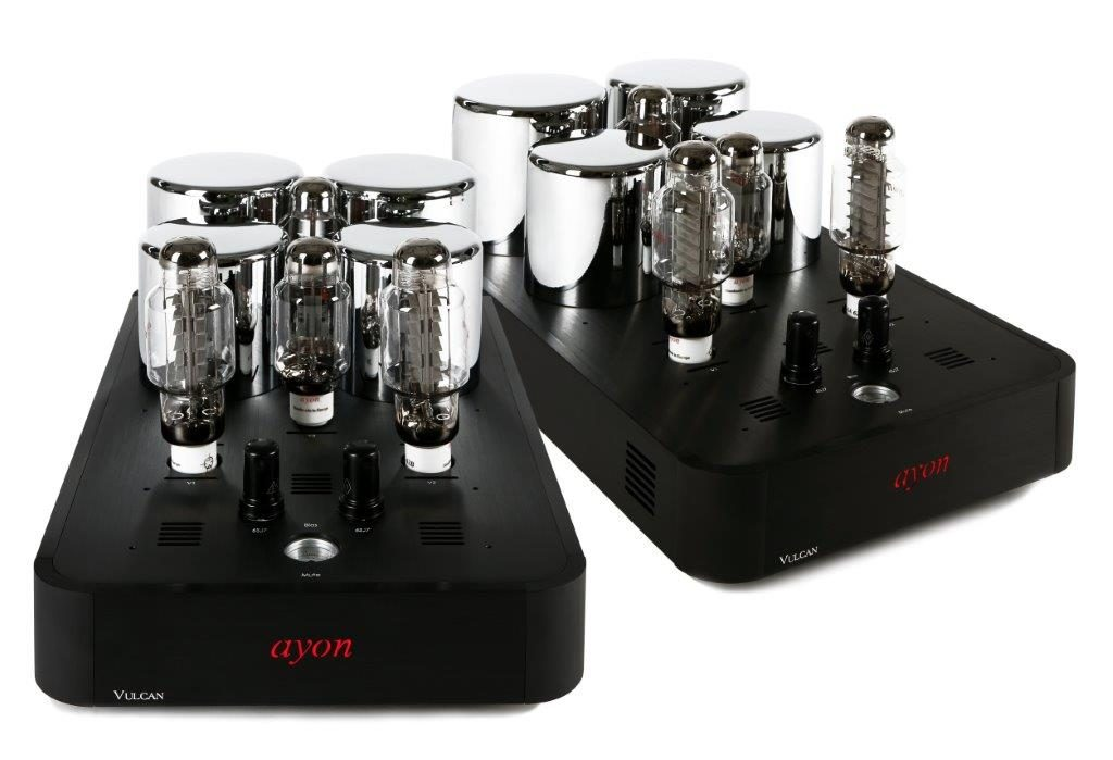 Ayon Audio Vulcan Evo Amplifiers