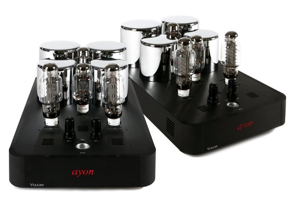 Ayon Audio Vulcan Evo Amplifiers