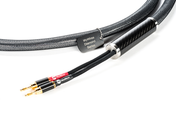 WyWires Diamond Loudspeaker Cables