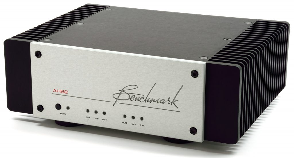 Benchmark AHB2 Amplifier