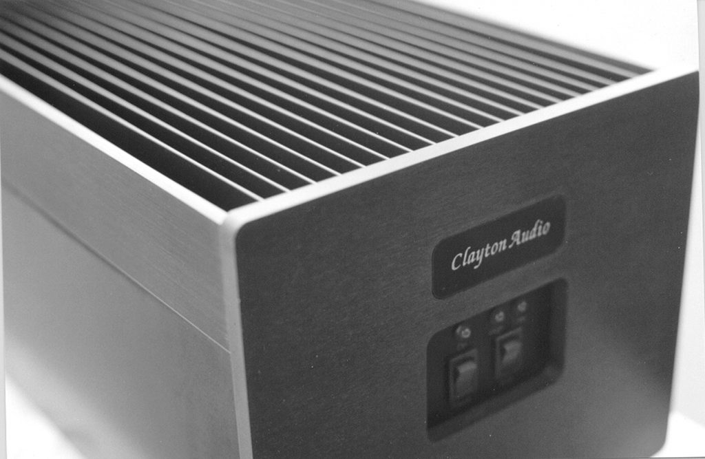 Clayton Audio M70 Amplifiers