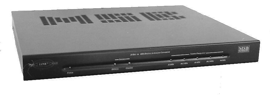 MSB Link DAC II