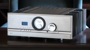 First Watt F7 amplifier