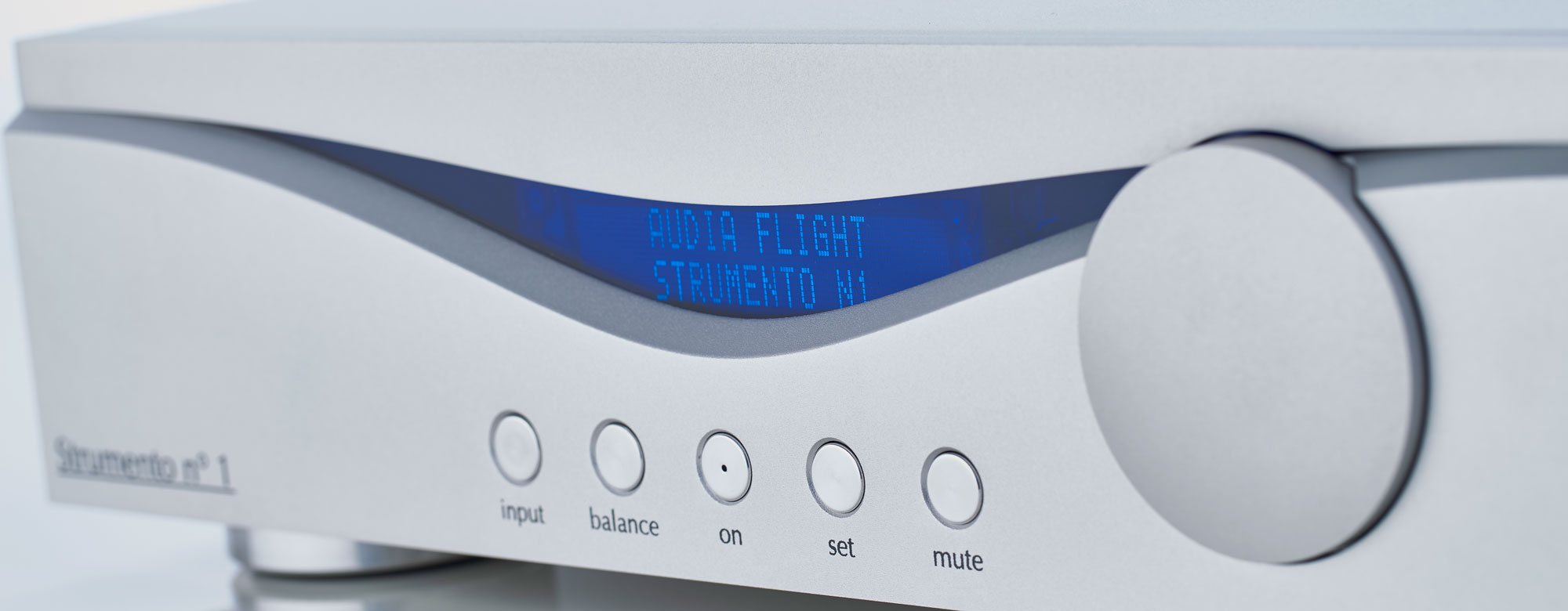The Audio Flight Strumento Number 1, Mk. 2 Preamp