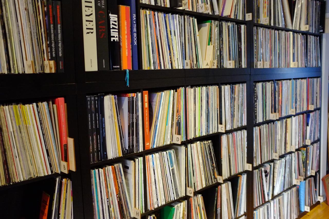 Koeppel Design Record Dividers
