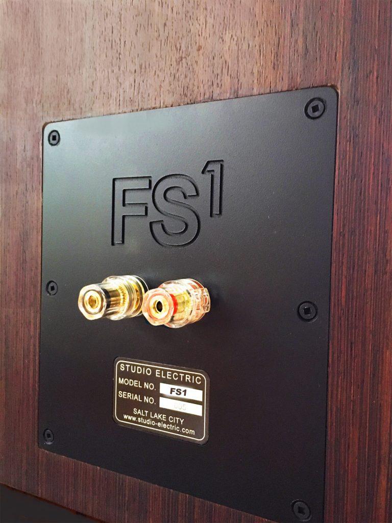 Studio-Electric FS1 Loudspeakers