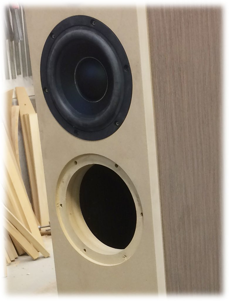 Studio Electric FS1 Loudspeakers