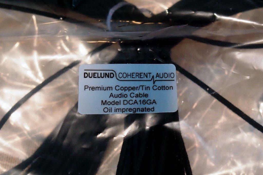 Duelund Coherent Audio DCA