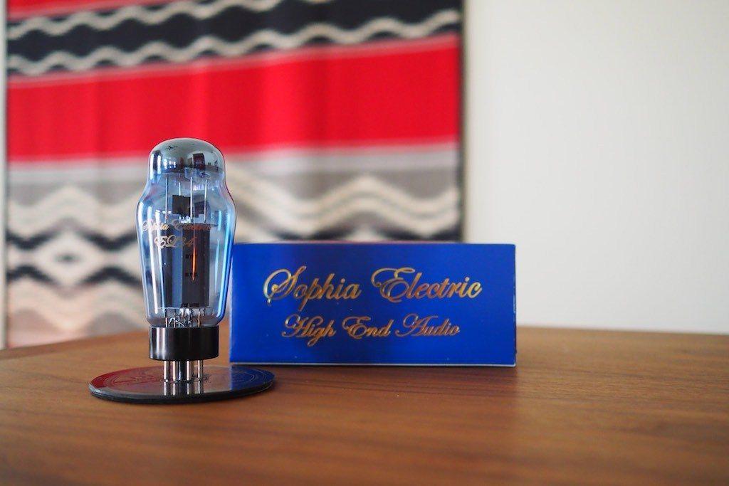 Sexy Blue Tubes: The Sophia Electric EL34-ST and Aqua 274B Vacuum Tubes!