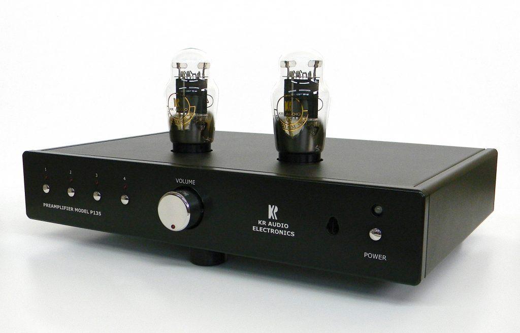 KR Audio P-135 Preamplifier