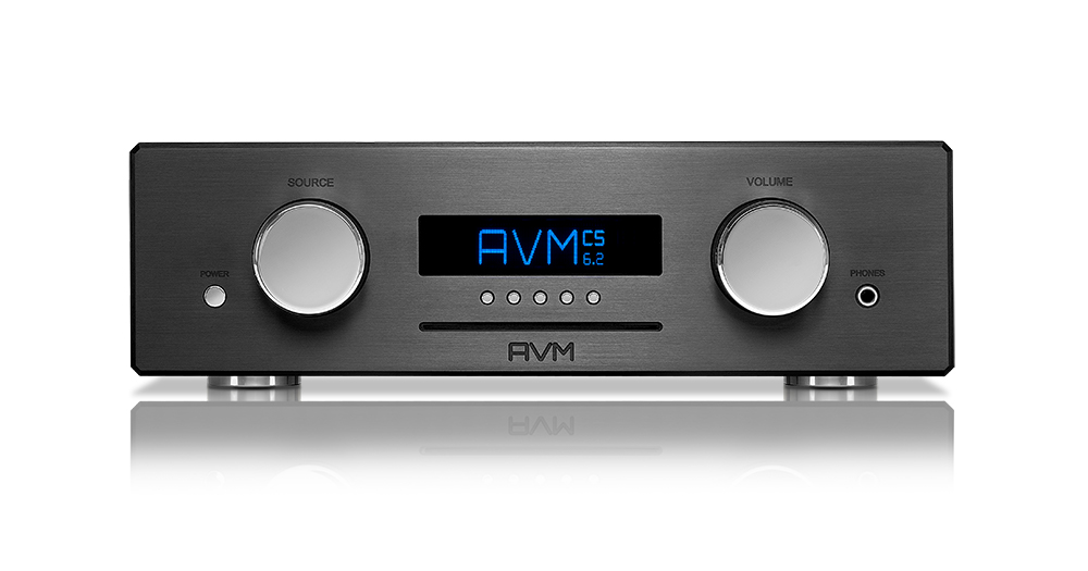 AVM Ovation CS 6.2 Streaming CD-Receiver