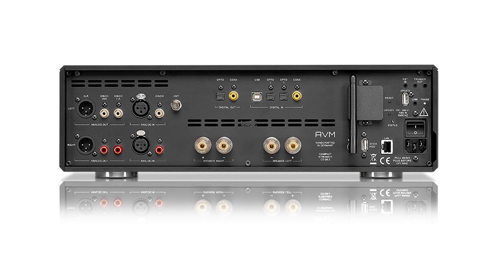 AVM Ovation CS 6.2 Streaming CD-Receiver