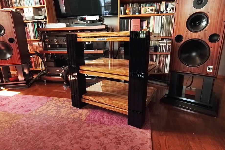 Rogoz Audio Triobbs Anti Vibration Rack