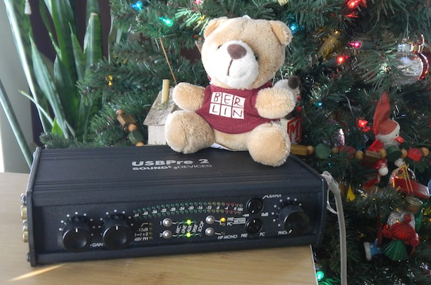 Sound Devices USBPre 2 Portable High-Resolution Audio Interface, Part 4