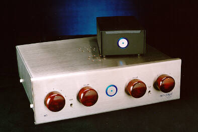 Blue Circle BC3 preamplifier