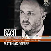 Notes of an Amateur: Goerne Sings Bach; Two New Penderecki Releases