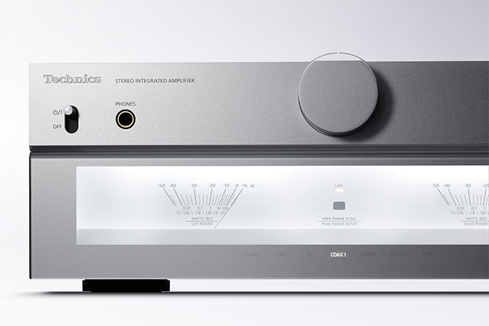 Building a System from Technics - The SU-C700 Stereo Integrated Amplifier, SB-C700 Speaker System, and 1200G Turntable
