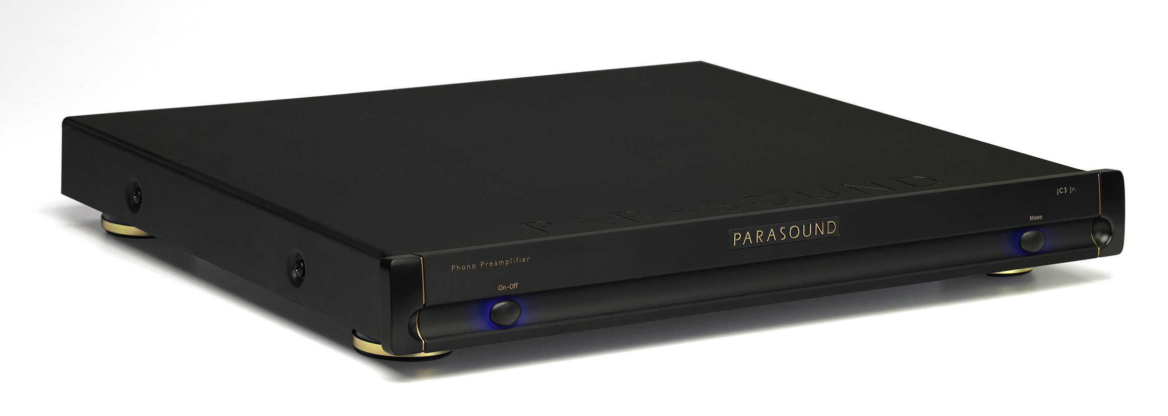 Parasound Halo JC 3 Jr. Phono Preamplifier by John Curl:  Premier Review