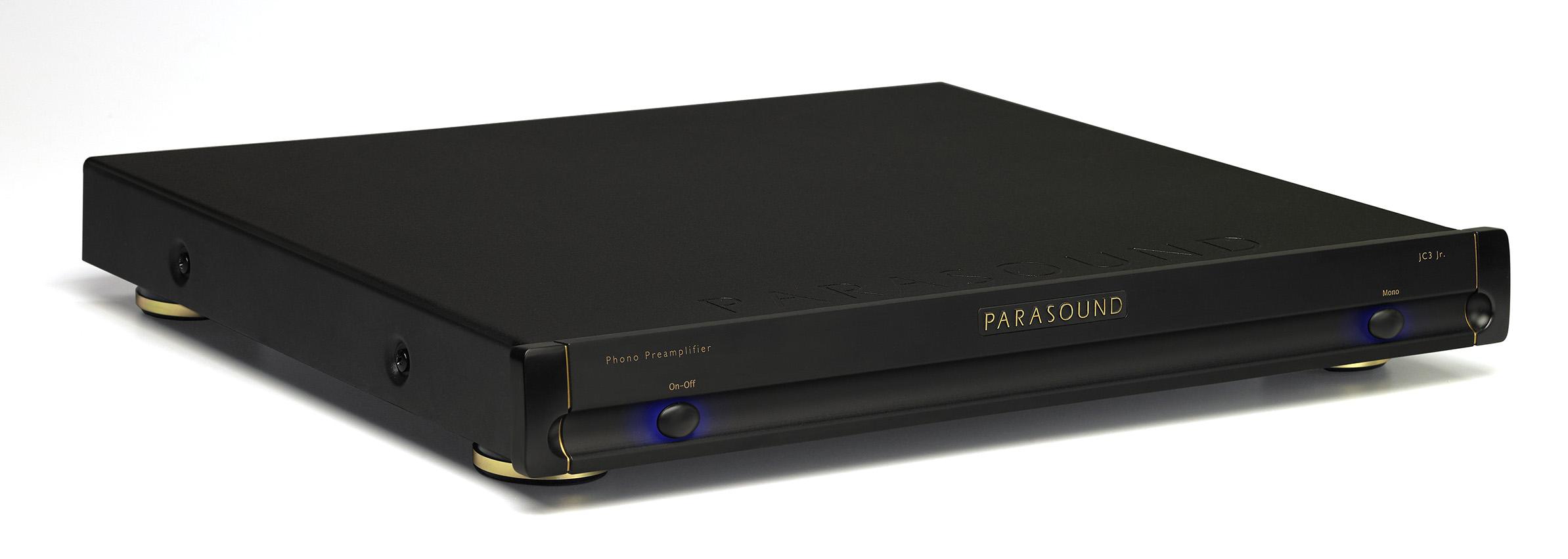 ParasoundHalo JC 3 Jr.Phono Preamplifier by John Curl: Premier Review