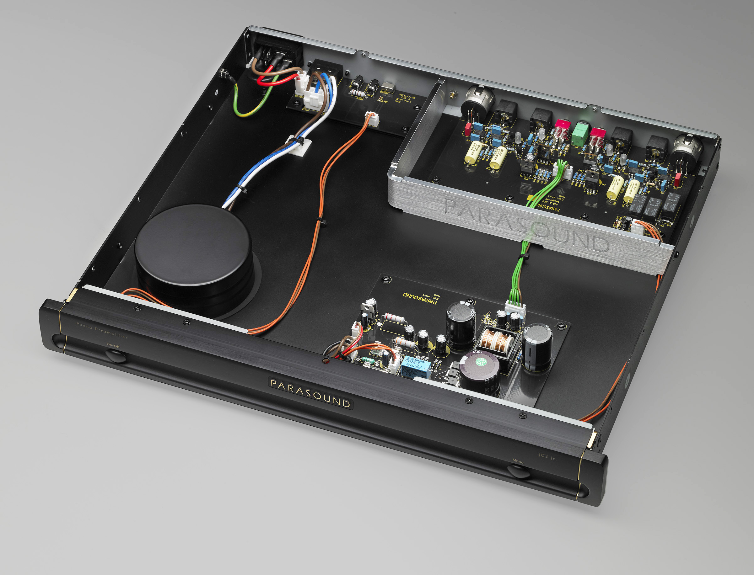 Parasound Halo JC 3 Jr  Phono Preamplifier