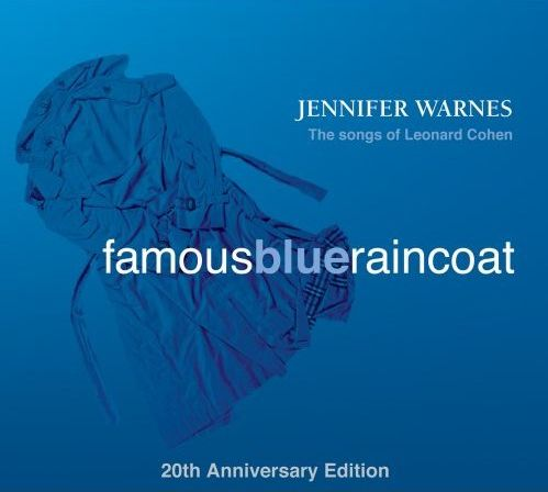 "Jennifer Warnes:  ""Song of Bernadette"""