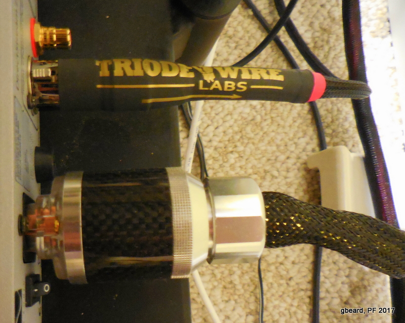 Triode Wire Labs Cables